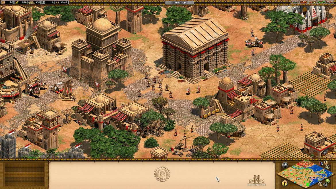 age of empires 2 gold edition iso download