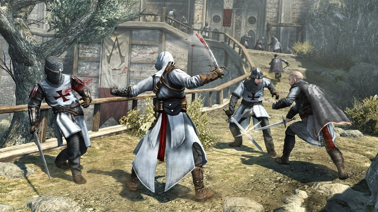 Assassins creed games free online - Assassin Creed 1 Pc Game Free Download Gameplay Screenshots