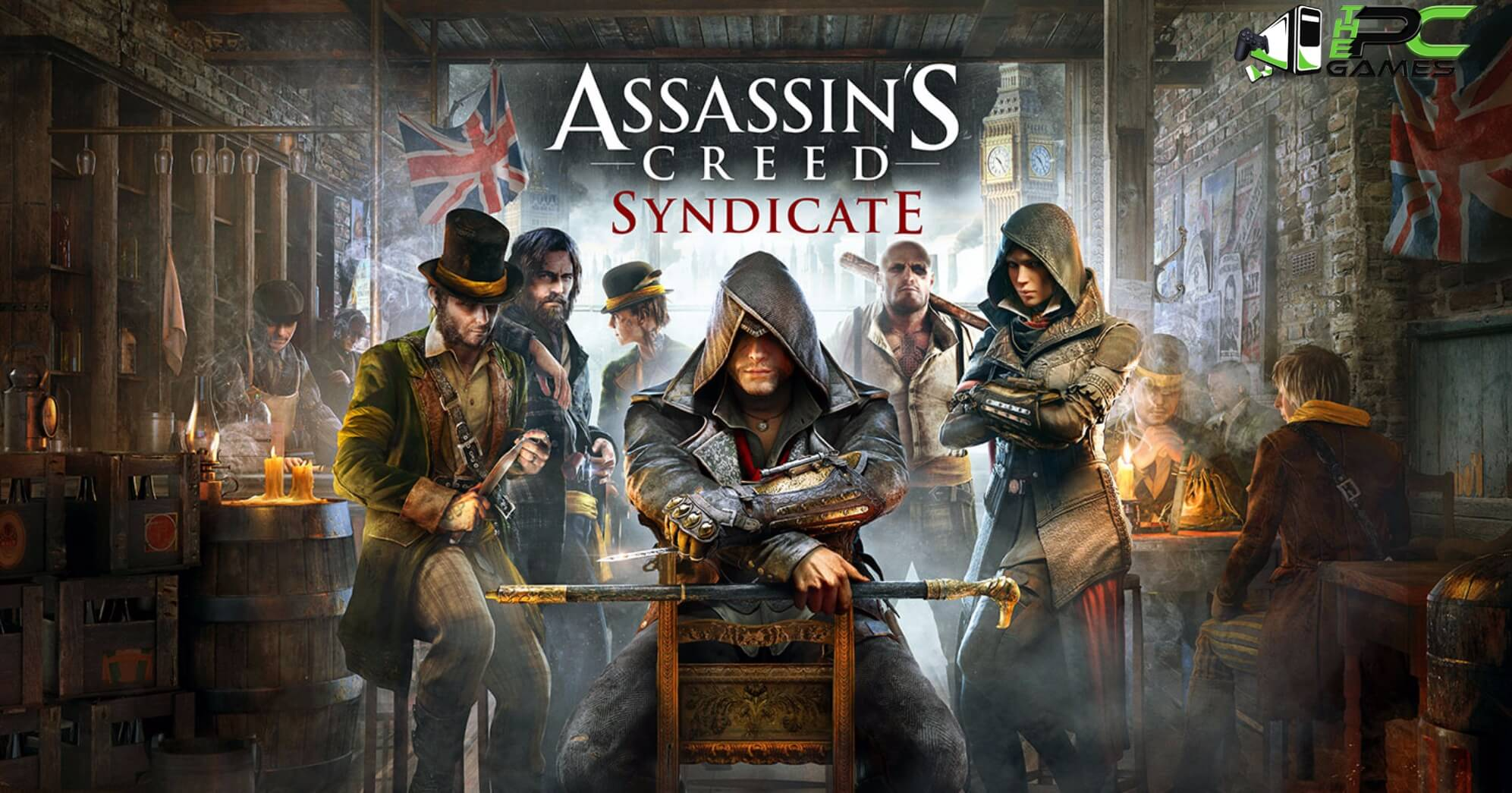Assassins Creed Syndicate Pc Game Full Version Highly Compressed
