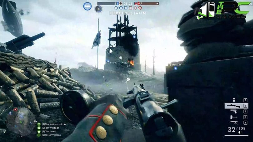 Battlefield 1 PC Game Download for Free