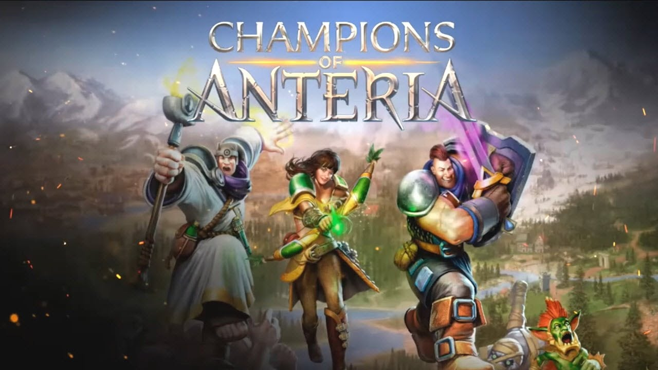 Champions of Anteria Pc Game Full Version Download