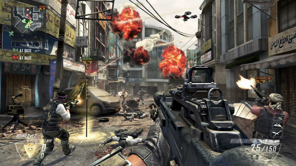 Call of Duty Black Ops 2 PC Game