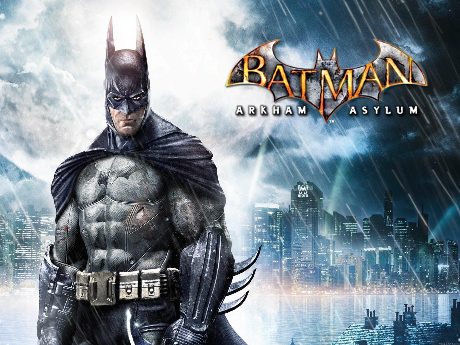 Batman Arkham Asylum PC Game