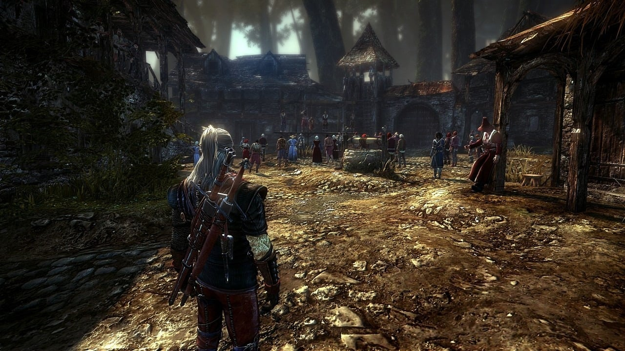 the witcher 2 assassins of kings linux download