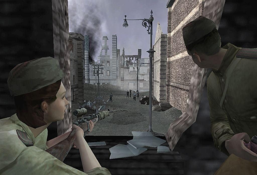 Call of Duty Finest Hour PC Game