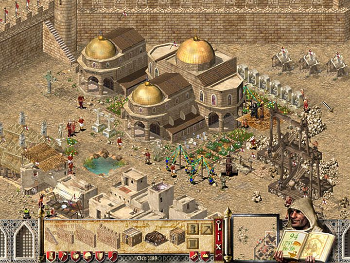 Stronghold Crusader Free Download PC Game Full Version