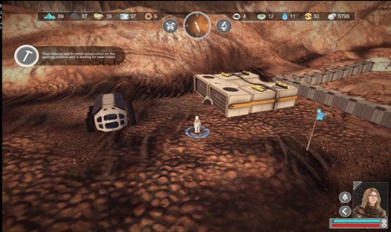 PeriAreion PC Game