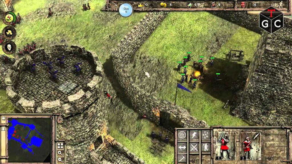 stronghold 3 torrent download kickass