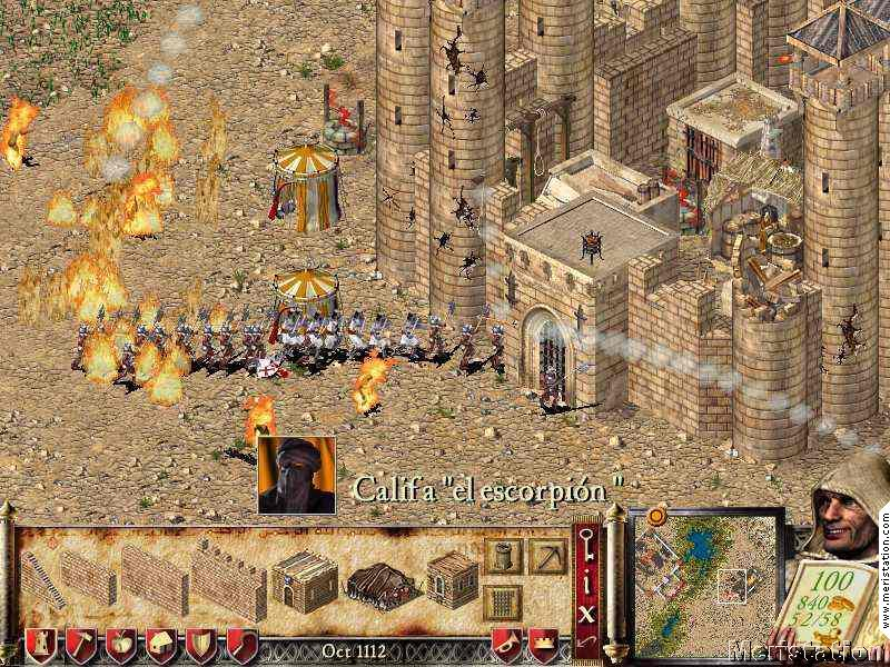 Stronghold Crusader PC Game