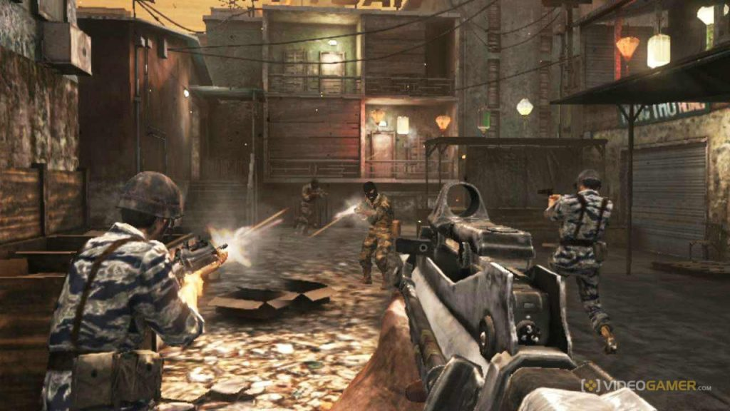 Call of Duty Black Ops Declassified PC Game