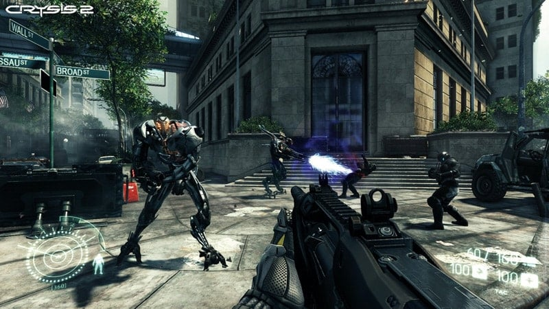 Crysis 2 PC Game Full Version Free Download