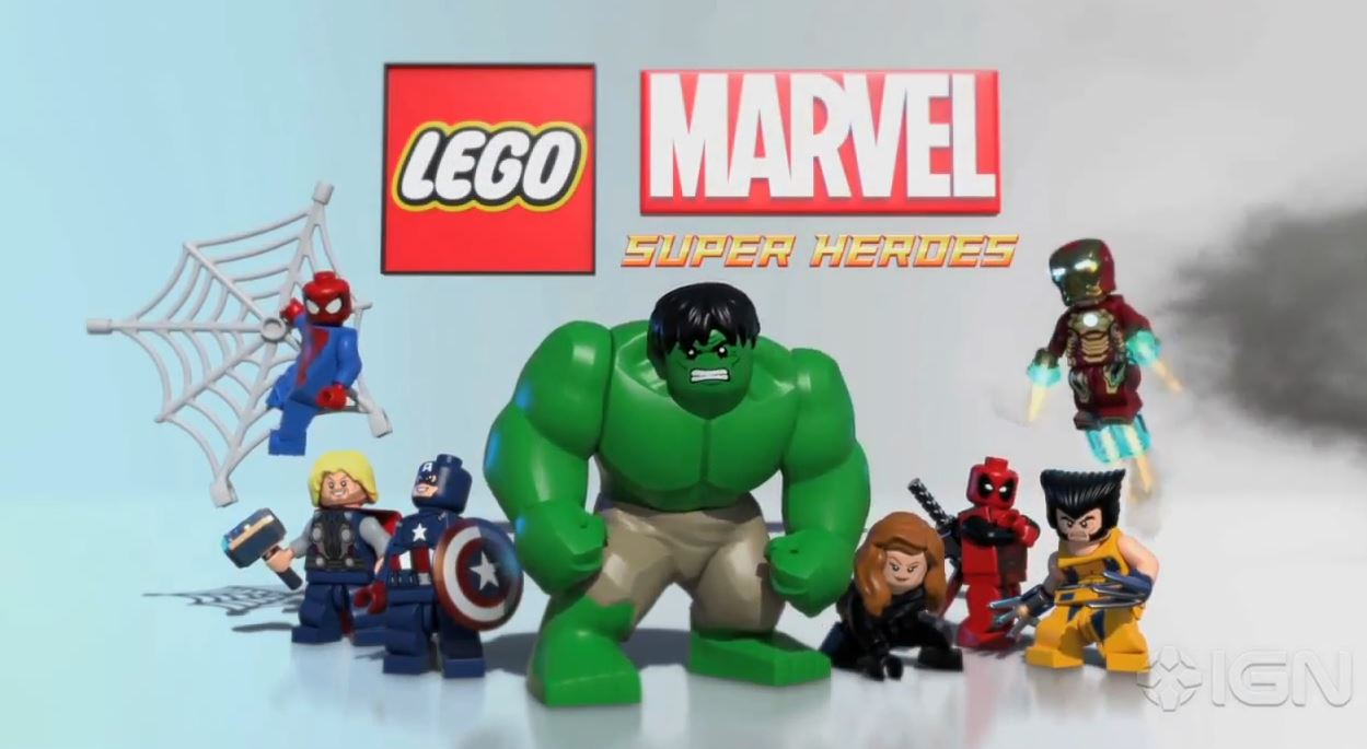 LEGO Marvel Super Heroes For PC (Windows 10/ Mac) Free Download