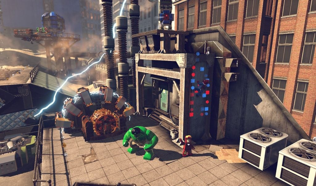 Lego Marvel Super Heroes PC Game Full Version Download