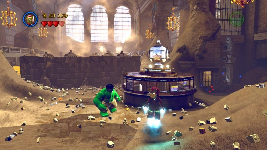 download game lego marvel super heroes pc full
