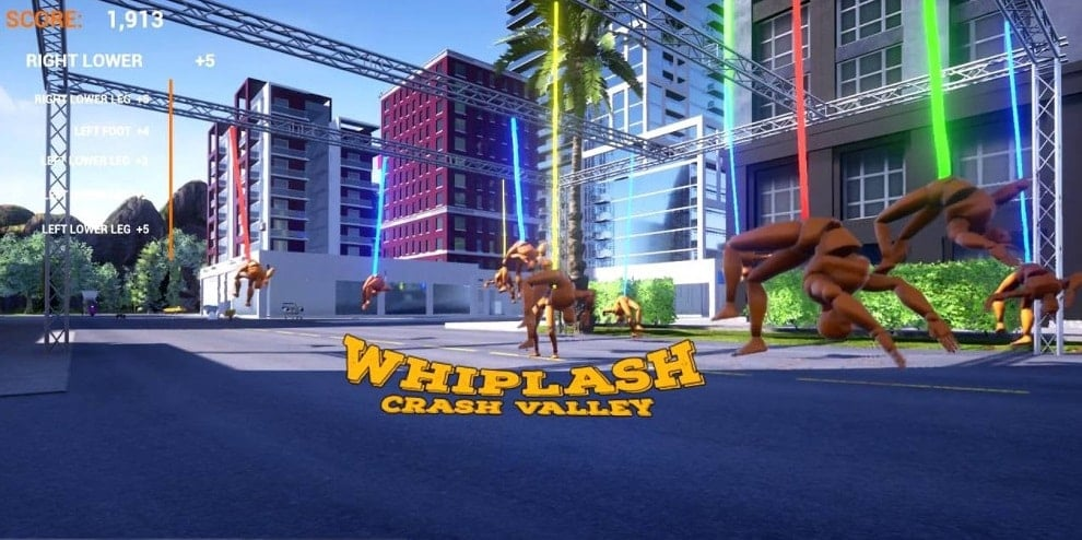 Whiplash Crash Valley Pc Game Full Version Free Download