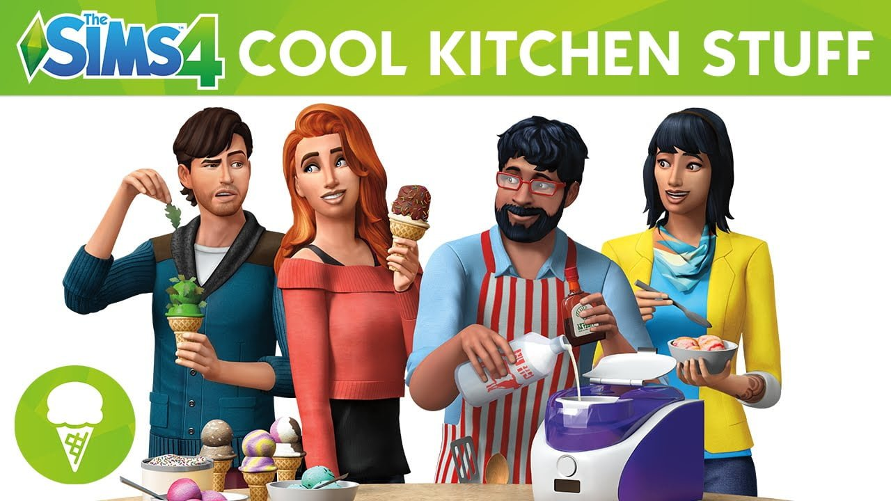 The Sims 4 Cool Kitchen Pc Game