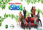 The Sims 4 Deluxe Edition PC Game