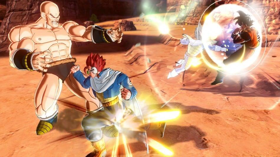 Dargon Ball Xenoverse PC Game