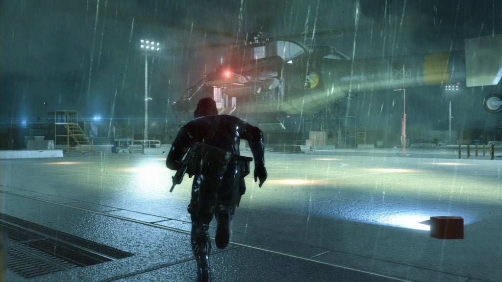 Metal Gear Solid V Ground Zeroes PC Game