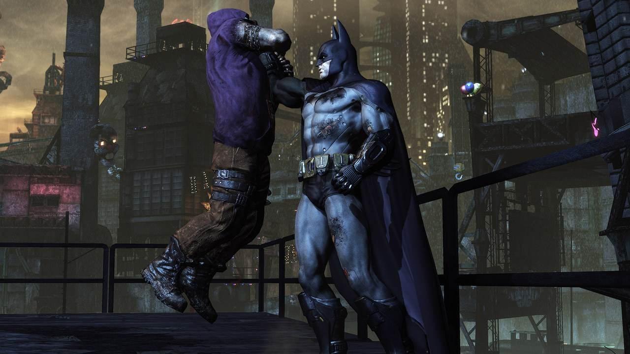 Batman arkham city full version free download pc game | media.