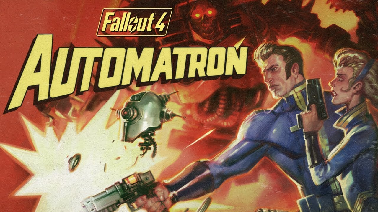 Fallout 4 Automatron PC Game
