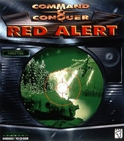 Command and Conquer Red Alert 1 PC Game