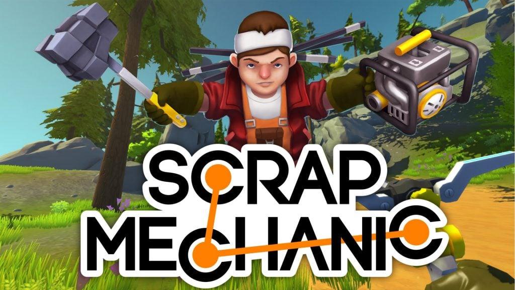 Scrap Mechanic PC Game