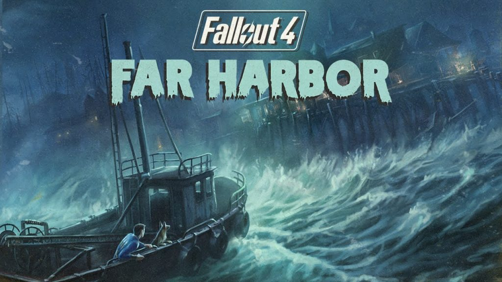 Fallout 4 Far Harbor PC Game