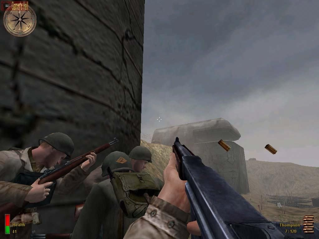 Medal of Honor Allied Assault PC Game