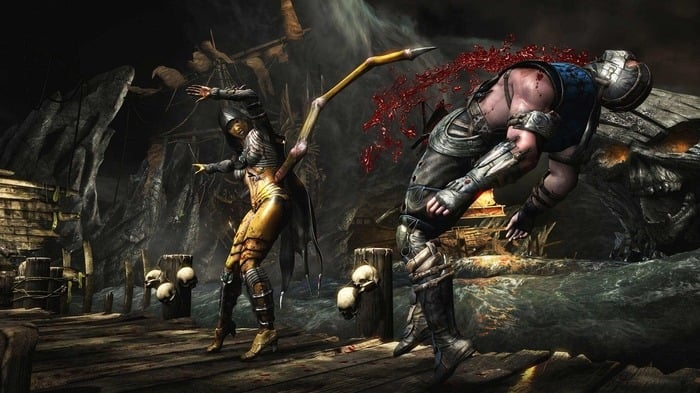 Mortal Kombat X PC Game Free Download Full Version