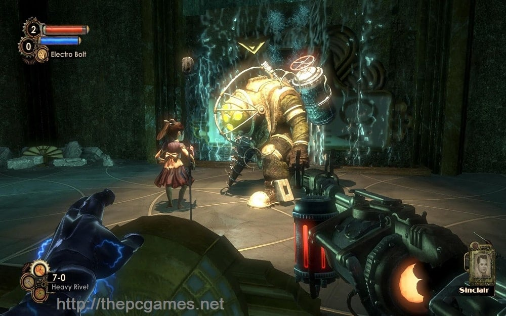 BIOSHOCK REMASTERED PC Game 2016 Full Version Free Downlaod