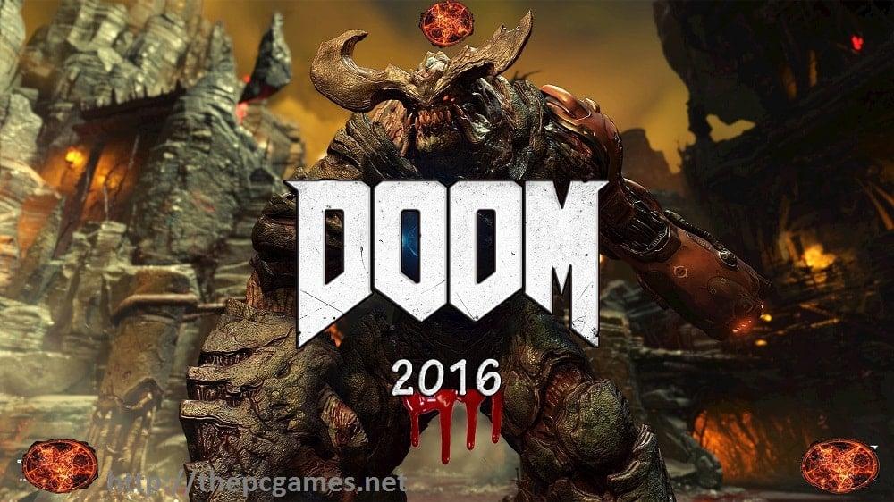 DOOM 2016 PC Game Full Version Free Download