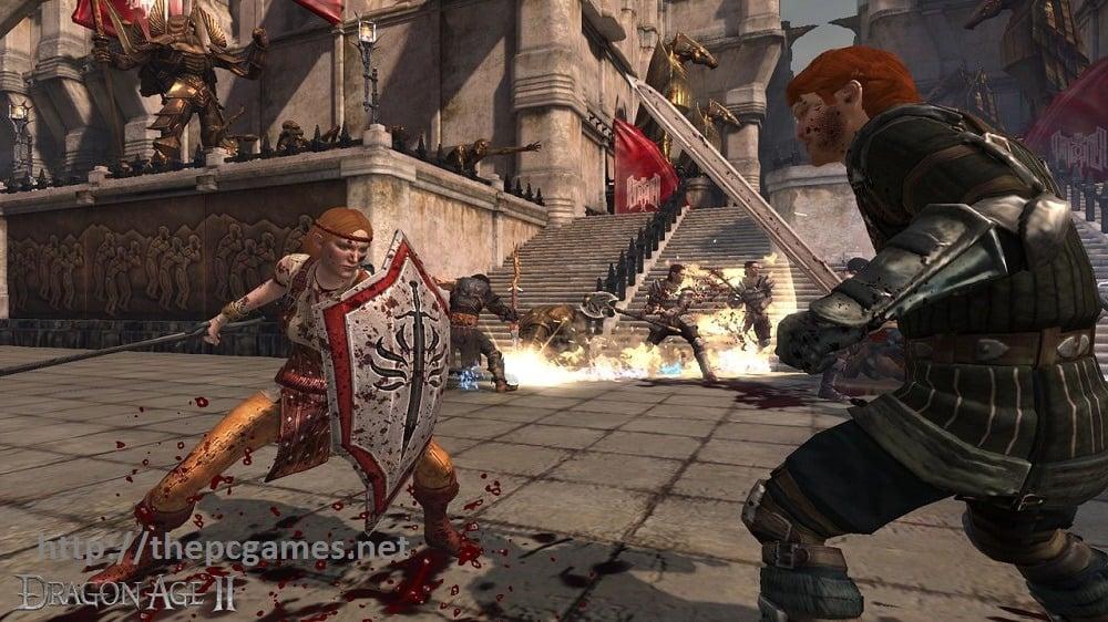 DRAGON AGE 2 PC Game Full Version Free Download