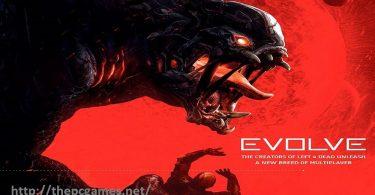 Evolve PC Game 2015 Full Version Free Download