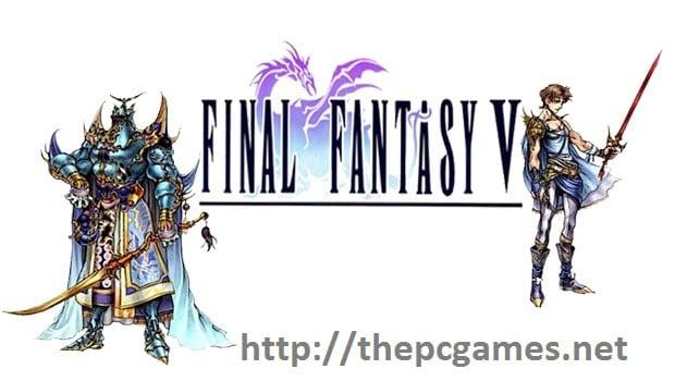 FINAL FANTASY V PC Game Full Version Free Download