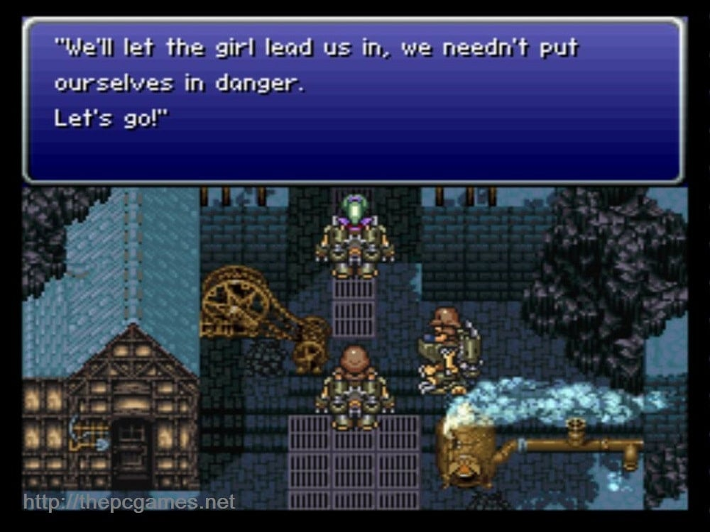 FINAL FANTASY VI PC Game Full Version Free Download