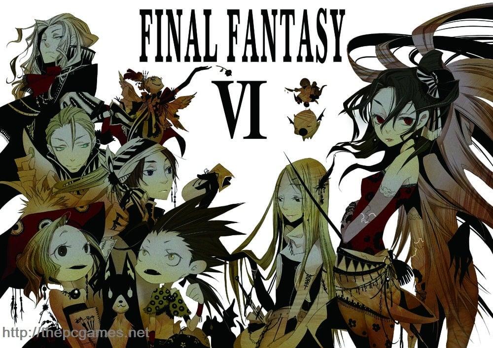 FINAL FANTASY VI PC Game Full Version Free Download