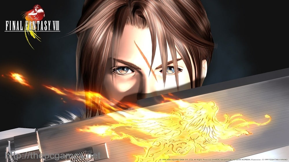 FINAL FANTASY VIII PC Game Full Version Free Download