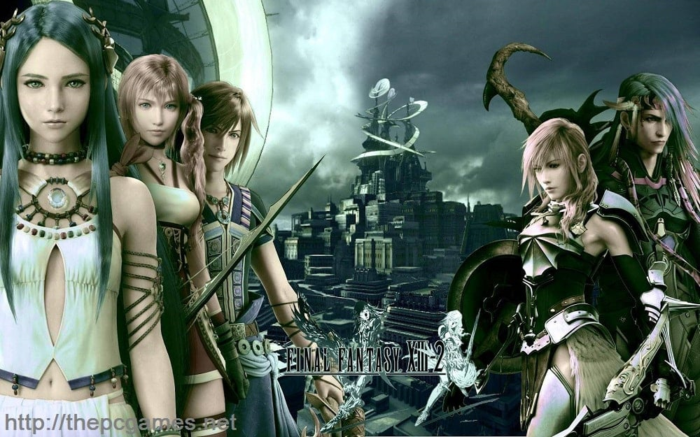 FINAL FANTASY XIII 2 PC Game Full Version Free Download