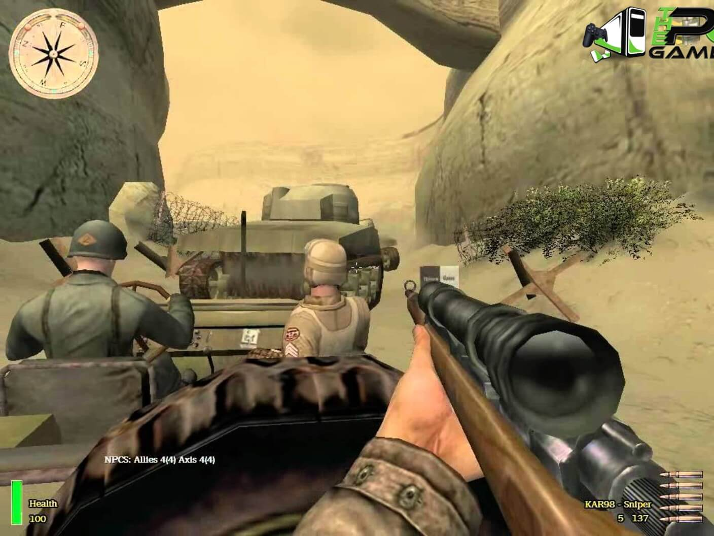 medal of honor allied assault download iso