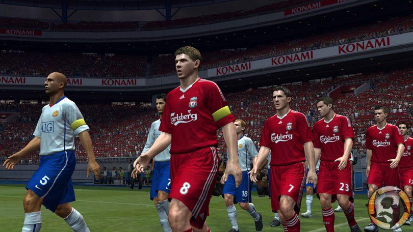 PES 2009 Game Free Download