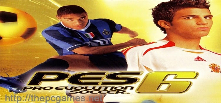 Pes 6 free download for android | Pro Evolution Soccer 6