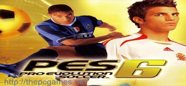 pro evolution soccer 6 crack download