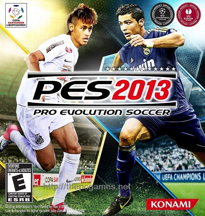 download game pes 2013 full update