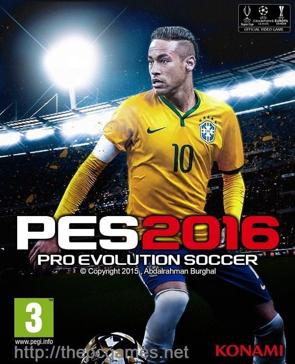 Pro evolution soccer 2016 pc game full version free download.