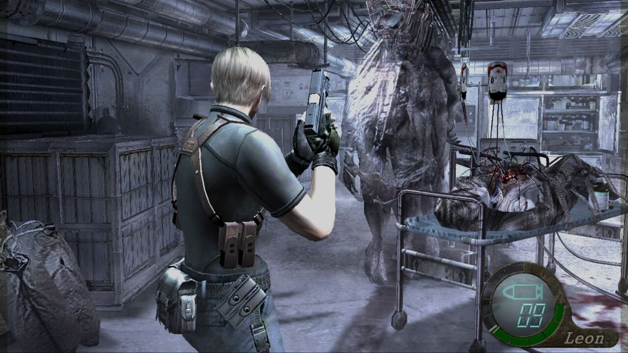 Resident Evil 4 HD Ultra Edition PC Game Free Download Full Version