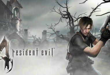 Resident Evil 4 PC Game Free Download Full Version