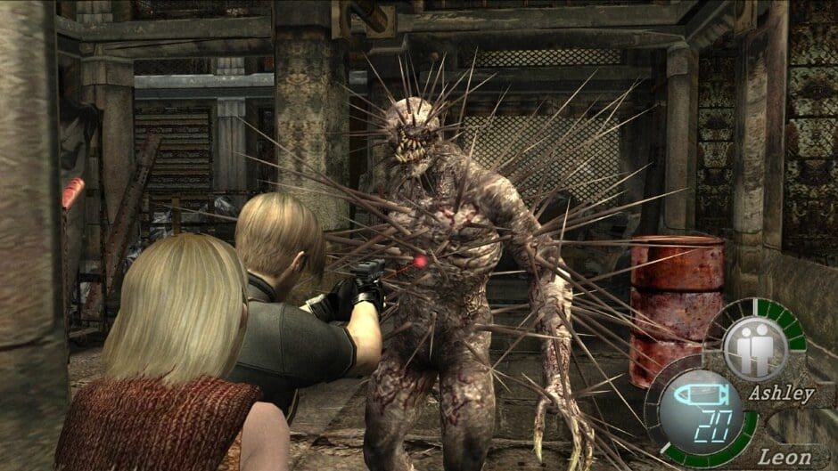 Resident Evil 4 PC Game Free Download Full