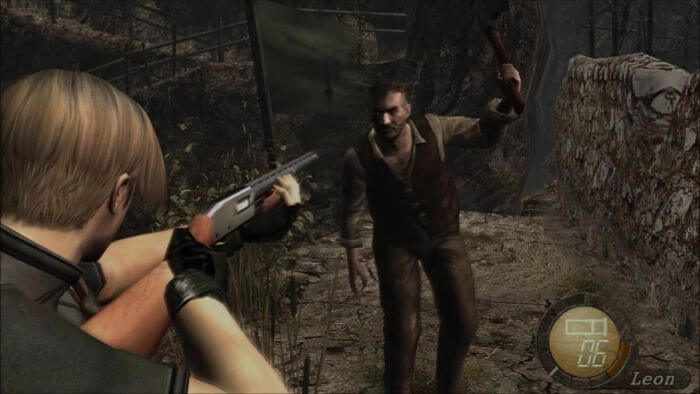 Resident Evil 4 PC Game Free Download Ultra HD Edition Full Version