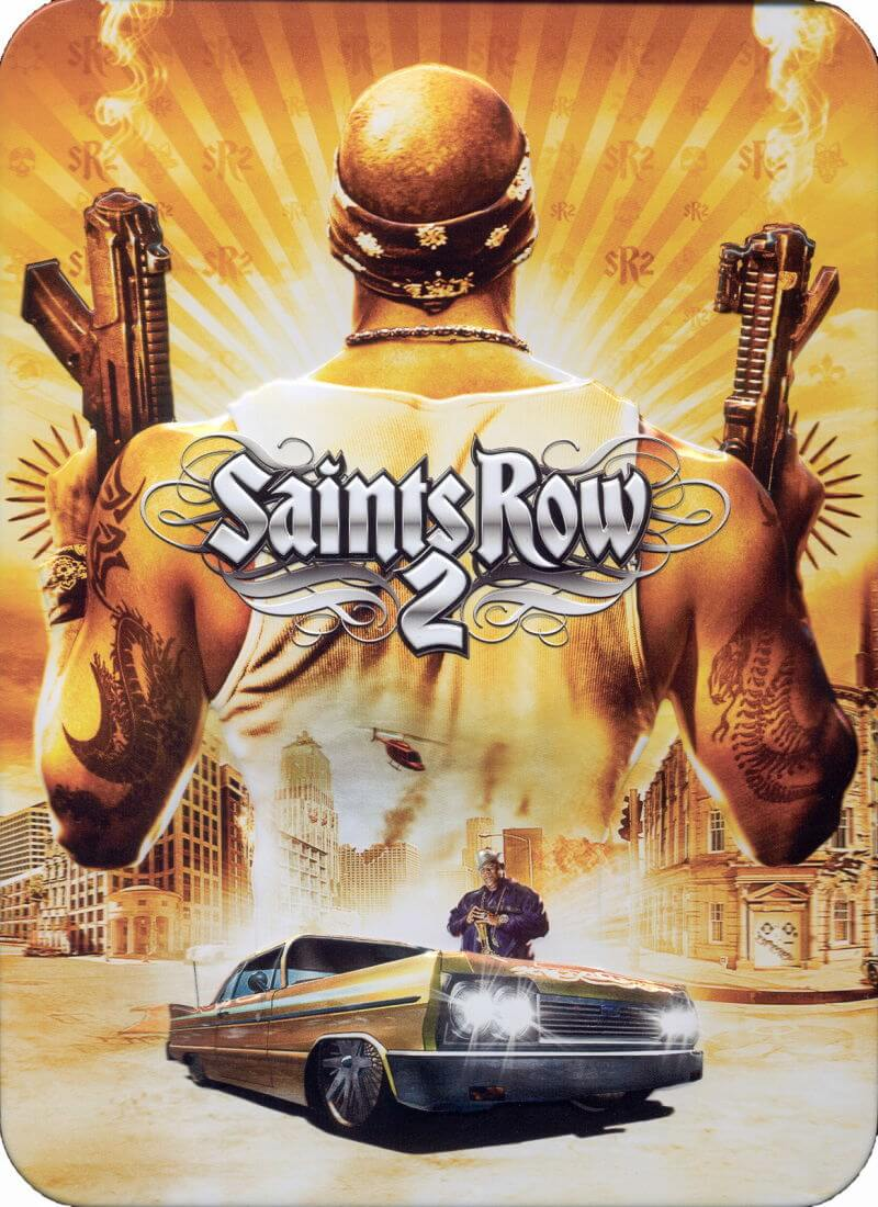 Saints Row 2 Pc Game